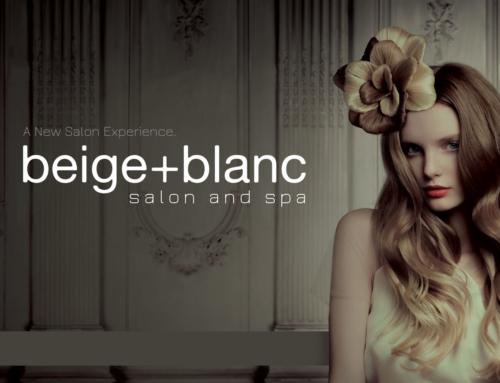 Beige + Blanc